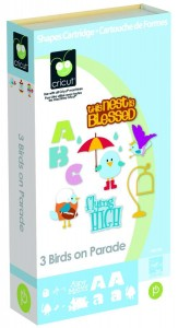 3 birds on parade binder