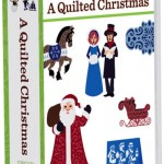 A Quilted Christmas Binder