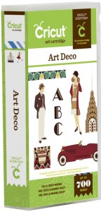 Art Deco Binder