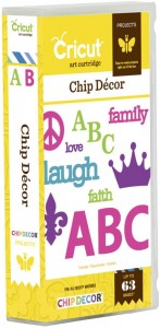 Chip Decor Binder