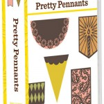 Pretty Pennants Binder