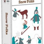 Snow Folks Binder