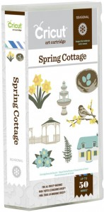 Spring Cottage Binder
