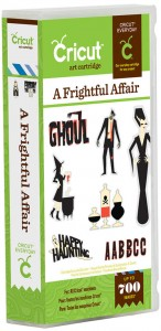 a frightful affair binder