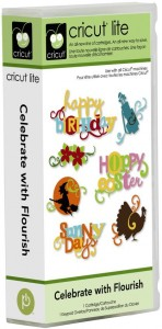 celebrate with flourish binder