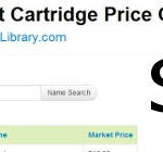 cricut cartridge price guide