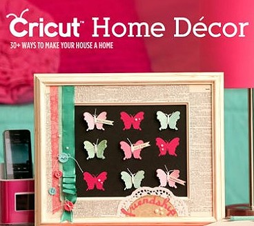 House Decor Ideas on Home Decor Idea Book   Cricut Cartridge Library