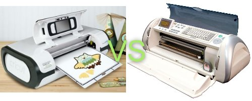 Cricut imagine vs Cricut expression