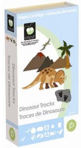 Dinosaur Tracks Binder