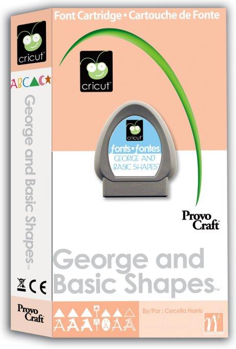 George and basic shapes binder