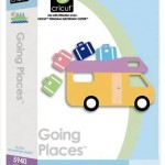 Going Places Binder