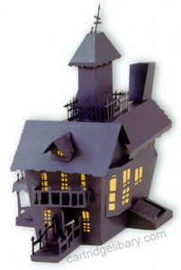 happy hauntings 3D haunted house