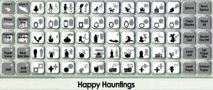 happy hauntings overlay