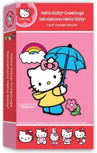 Hello Kitty Greeting
