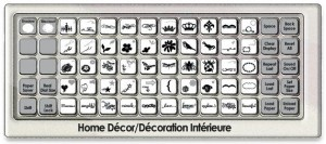Home Decor Overlay