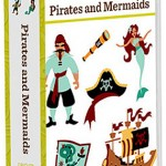 pirates and mermaids binder