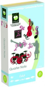 quarter note binder