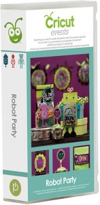 robot party binder