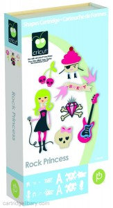 rock princess binder