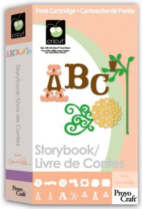 storybook binder