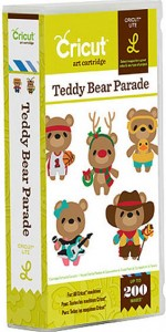 teddy bear parade binder