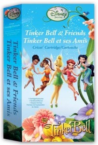 Tinker Bell and Friends Binder