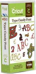 type candy binder