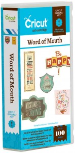 word of mouth binder