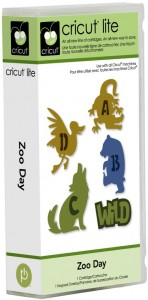zoo day binder